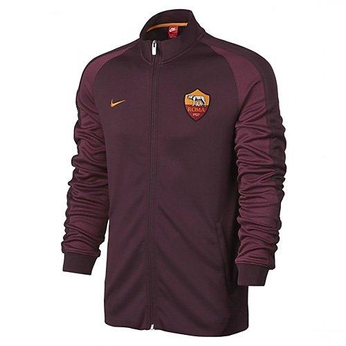 Nike Roma M NSW N98 TRK JKT AUT - Jacke AS Roma Rot - L - Herren