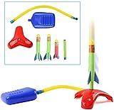 deAO Lanciarazzi per Bambini Saltare ed Lanciare Playset Set di Giochi di Scienze Include ...