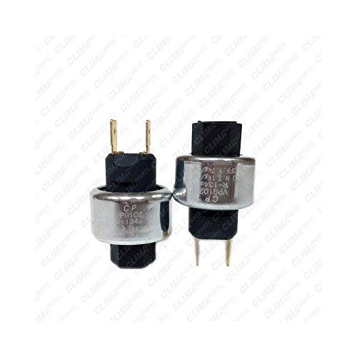 CLIMAPARTS VPG102 AC Clutch Cycling Switch for GM (R134a)
