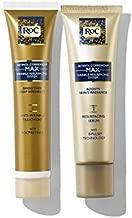 RoC Retinol Correxion Max Wrinkle Resurfacing Anti-Aging Skin Care System with Retinol, Set of 2