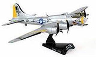 Daron Worldwide Trading B-17G Liberty Belle Vehicle (1:155 Scale)