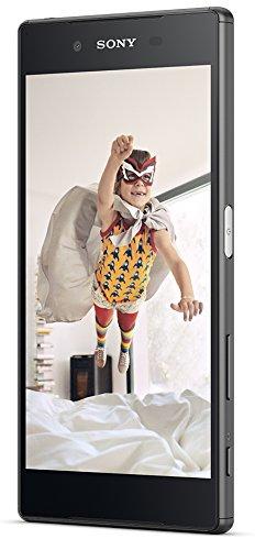 Sony Xperia Z5 Smartphone (5,2 Zoll (13,2 cm) Touch-Display, 32 GB interner Speicher, Android 5.1) schwarz