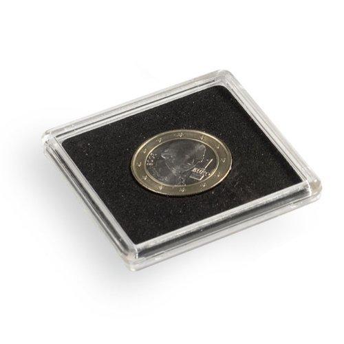 (10) Lighthouse Square 19mm 2 x 2 Quadrum Snaplock Coin Holder...