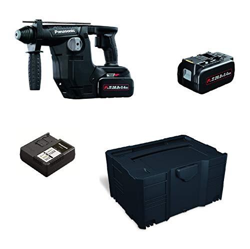 Panasonic Akku Bohrhammer EY 7881 PC 2V Black 28.8 Volt 3.4 Ah