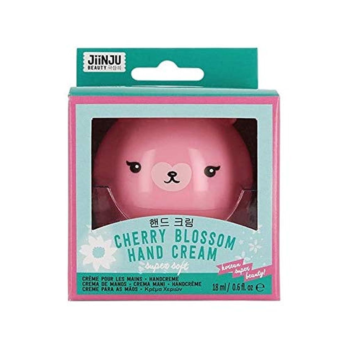 電話に出るクラシカルクラシカル[Jinju ] Jiinju桜のハンドクリーム18ミリリットル - Jiinju Cherry Blossom Hand Cream 18ml [並行輸入品]