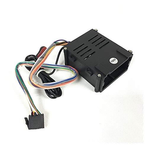 GUOPING ZHUQI Sensor de luz automático con interruptor de faro para salir de casa y venir a casa, función para VW Polo Golf 4 Jetta MK4 Passat B5 B5.5 (color solo sensor de luz)
