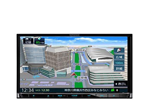 KENWOOD(ケンウッド) カーナビ 彩速ナビ 7型 MDV-S708 専用ドラレコ連携 無料地図更新/フルセグ/Bluetooth/Wi-Fi/Android&iPhone対応/DVD/SD/USB/ハイレゾ/VICS/タッチパネル