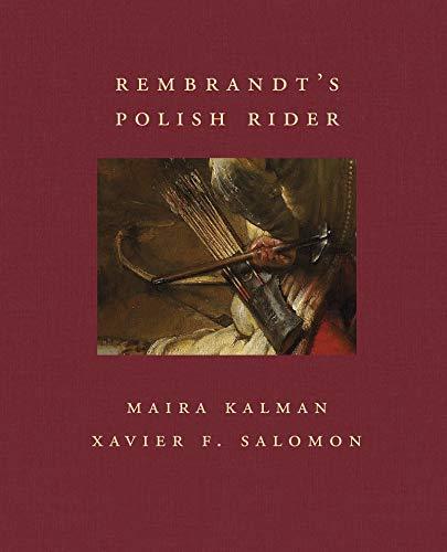 Rembrandt's Polish Rider (Frick Diptych)