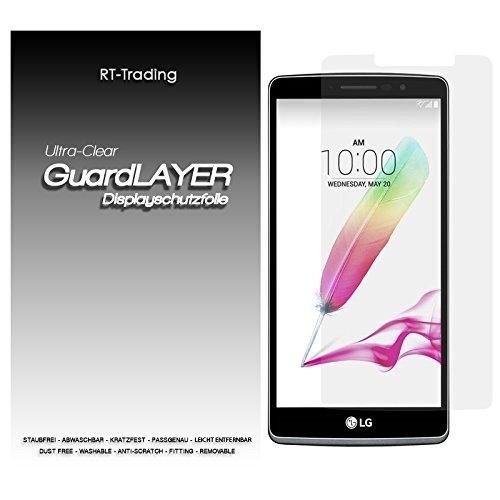 1x LG G4 Stylus - Bildschirm Schutzfolie Klar Folie Schutz Bildschirm Screen Protector Bildschirmfolie - RT-Trading