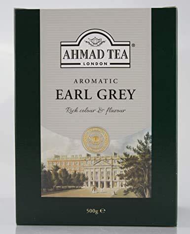 Ahmad Tea Earl Grey Loser Tee, 500 g