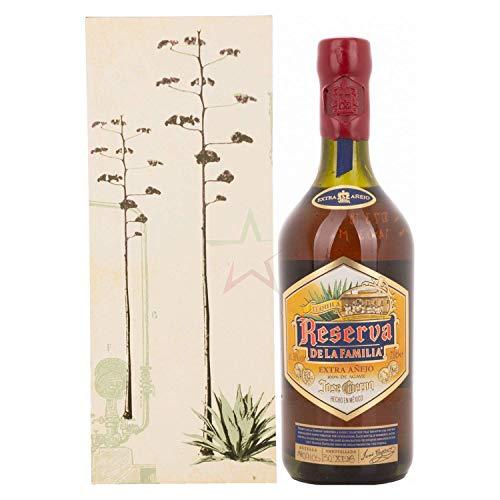 José Cuervo Reserva de la Familia Extra Anejo Tequila - 700 ml