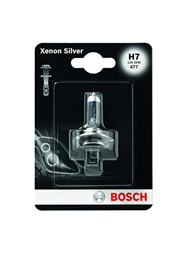 2er Set H7 Bosch Xenon Silver PX26d