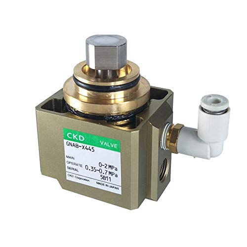 CKD Pneumatic Solenoid Valve GNAB-X445 Spare Parts Axis Sleeve Valve for Wire WEDM-LS Machines