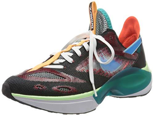 Nike N110 D/MS/X, Scarpe da Corsa Uomo, Black/Blue Hero/Blue Gaze/University Red, 44 EU