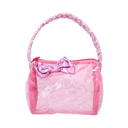 Neonate Nerlie Pink Diaper Bag Set with Baby Powder and Sleep Mask - Mexico Ksi-Merito Exclusive