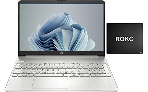 2021 HP 15 Laptop, AMD Ryzen 5 5500U(Beat i7-1065G7)...