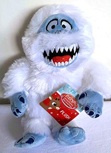 Bumble The Abominable Snow Monster Rudolph 9' Plush Doll