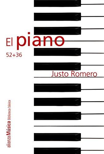 El piano: 52 + 36 (Alianza Música (Am))