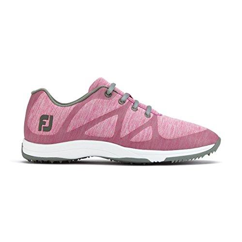 Footjoy Herren Fj Leisure Golfschuhe, Pink (Rosa 92906), 36.5 EU