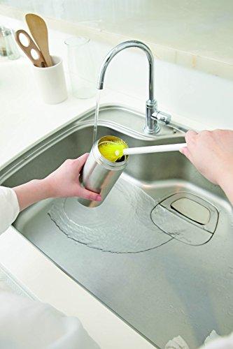 テラモト『ティディボトル洗い用ブラシ』