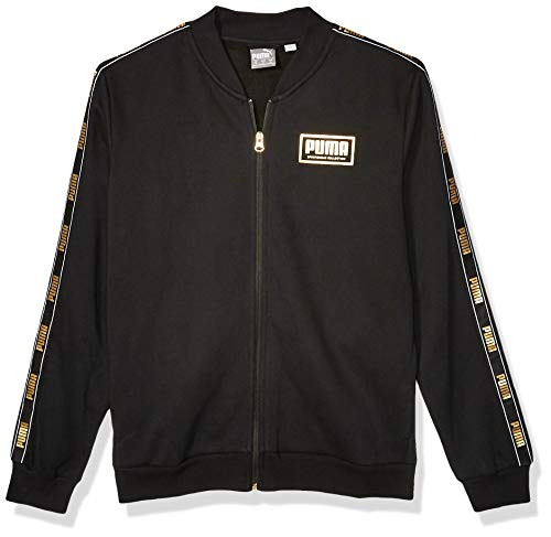 PUMA Men's Holiday Pack Bomber Jacket