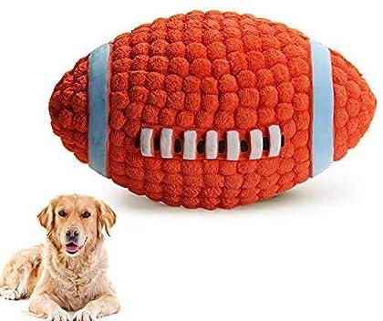 Halten Sie Ihren Hund glücklich: Helfen Sie Ihrem Hund dabei, Langeweile zu bekämpfen, und reduzieren Sie unangenehme Verhaltensweisen, wenn er allein zu Hause bleibt, Sie werden einen sehr glücklichen Hund haben. Quietschendes Spielzeug: Das Hundesp...