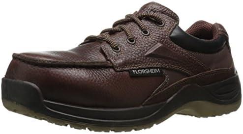 Florsheim Work Men s Rambler Creek FS2700 Work Shoe Brown 8 3E US product image
