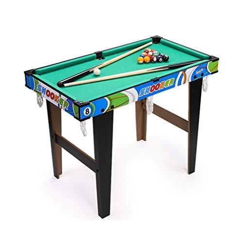 LCRACK Billard-Set Mit Bällen, Billardtisch, Zubehör Drinnen Draußen Dauerhaft Tragbar Mini Snooker Tisch (Farbe : C)