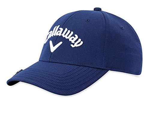 Callaway Stitch Magnet 2019 Gorra Golf Hombre, Azul (Azul Navy 5219087), One Size (Tamaño del fabricante:Única)