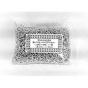 Chainmail Joe Bright Aluminum Jump Rings