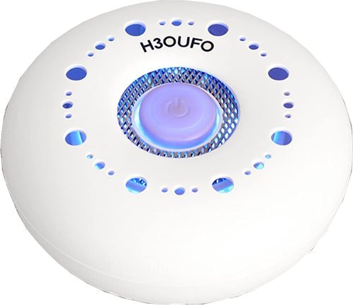 誠実さフェードアウト実質的水素風呂生成器 H3O UFO 湯ふぉ(アクリル製洗顔ボウル付) 湯船に入れるだけで手軽に水素風呂が楽しめます