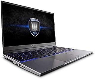 """Notebook Profissional A65 MUV GTX 1660Ti Core i7 16GB M.2 512GB 15.6"""" Prata"""