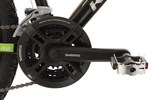 KS Cycling Fahrrad Mountainbike MTB Hardtail 26 Zoll GTX RH 51 cm, Schwarz - 3
