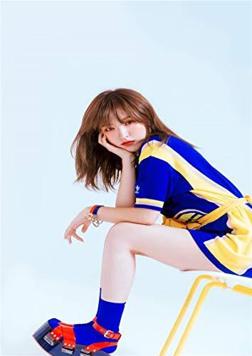 lubenwei Red Velvet Album feed up poster Irene Wendy Joy SeulGi For Home Wall Art Stickers 40x60cm No frame AT-2547