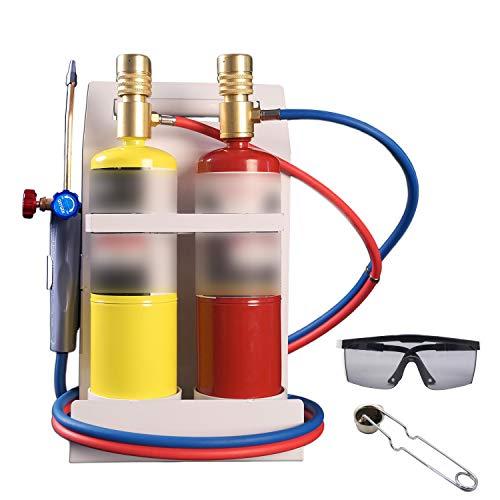 Oxygen MAPP Torch Kit With Pressure Meter