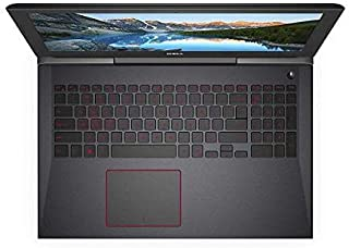 DELL G5587-7139BLK-PUS GAMING LAPTOP, 15.6INCH FHD, INTEL CORE i7-8750H, 8GB RAM,  1 TB HDD+128GB SSD, NVIDIA GeForce GTX 1050 Ti 4GB GRAPHICS, WIN 10, ENG-KB, BLACK