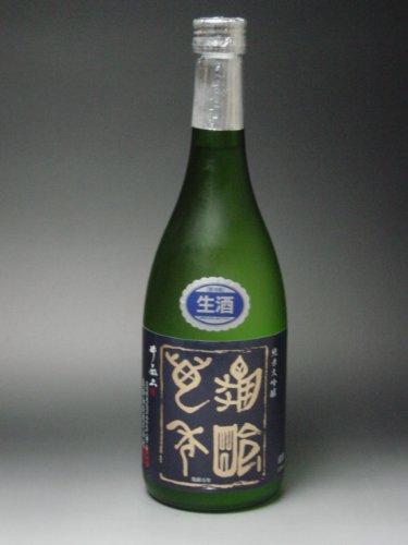亀齢 萬年 純米大吟醸 720ml