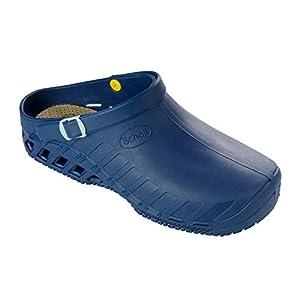 Scholl línea Profesional Clog EVO Azul 38-39