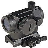 5 MOA Green Red Dot Sight, 1x20mm Micro Rifle...