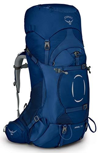 Osprey Ariel 55 Women's Backpacking Pack Ceramic Blue - XS/S