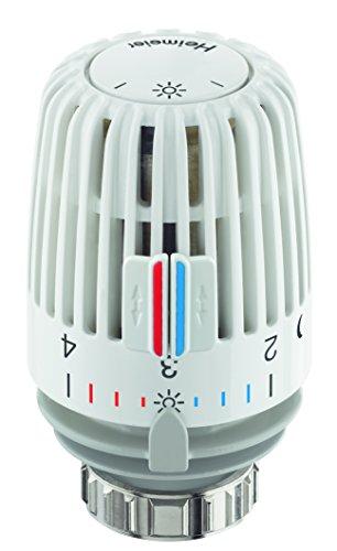 Heimeier Adapter zum Anschluss an Vaillant + Thermostatkopf im Sparset, inkl. Imbusschlüssel