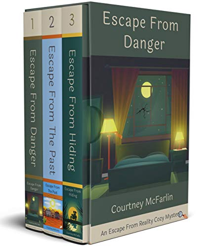 Escape from Reality - The First Three Books by [Courtney McFarlin]