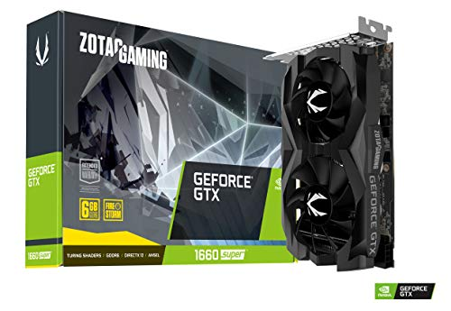 ZOTAC Gaming GeForce GTX 1660 SUPER TwinFan 6GB