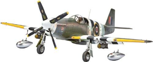 Revell Caza P-51 C Mustang MK III, II guerra mundial