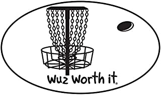 Best disc golf stickers free Reviews