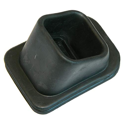 Inline Tube (I-11-7) 4 Speed Rubber Bell Housing Clutch Fork Boot Compatible with 1964-72 GM Vehicles