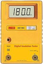 MECO DIT 99C 3 Digit 0-200 M Ohms 500 V DC Digital Insulation Tester by Supreme Traders Supertronics1989