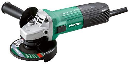 Hikoki G12STAYG haakse slijper 115 Mm, 600 W, 230 V, groen