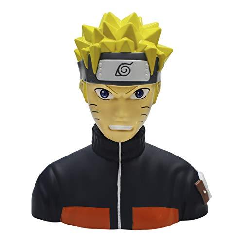 Naruto Shippuden - Naruto PVC Bust Bank