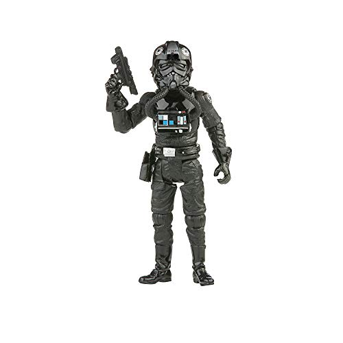 Star Wars The Vintage Collection TIE Fighter Pilot Toy, 3.75-Inch-Scale Star Wars: Return of the Jedi Action Figure for Kids Ages 4 and Up